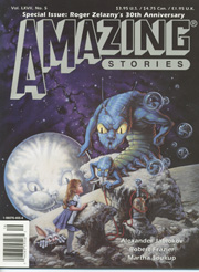Amazing Stories 573 Cover