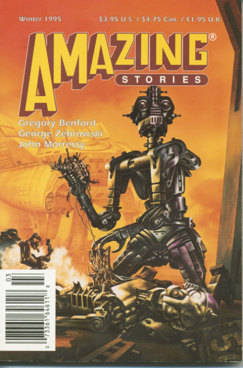 Amazing Stories Volume 21 Number 06: Amazing Stories Issue #592