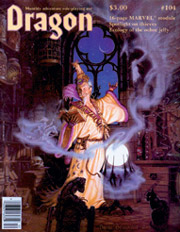 Dragon 104 Cover