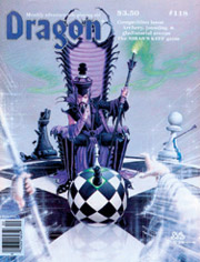 Dragon 118 Cover