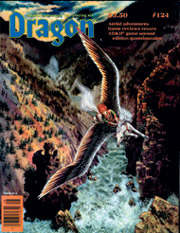 Dragon 124 Cover
