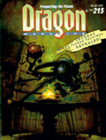 Dragon 213 Cover