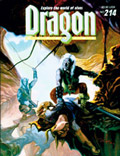 Dragon 214 Cover