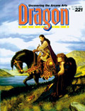 Dragon 221 Cover