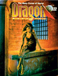 Dragon 222 Cover
