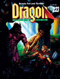 Dragon 223 Cover