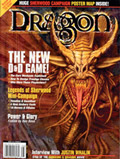 Dragon 274 Cover