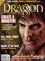 Dragon 276 Cover