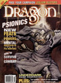 Dragon 281 Cover