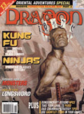Dragon 289 Cover