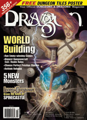Dragon 293 Cover
