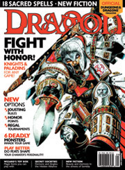 Dragon 299 Cover