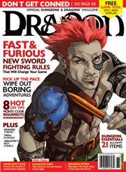 Dragon 301 Cover