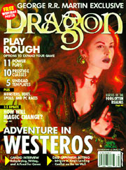 Dragon 307 Cover