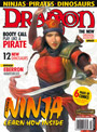Dragon 318 Cover