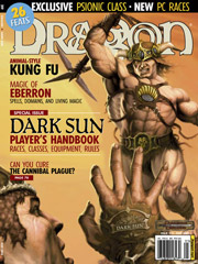 Dragon 319 Cover