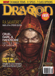 Dragon 322 Cover