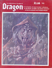Dragon 43 Cover