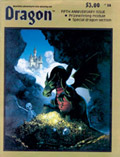 Dragon 50 Cover