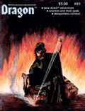 Dragon 61 Cover
