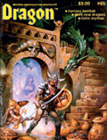 Dragon 65 Cover
