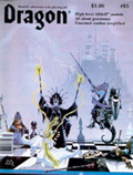 Dragon 83 Cover