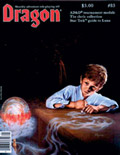 Dragon 85 Cover