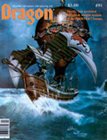 Dragon 91 Cover