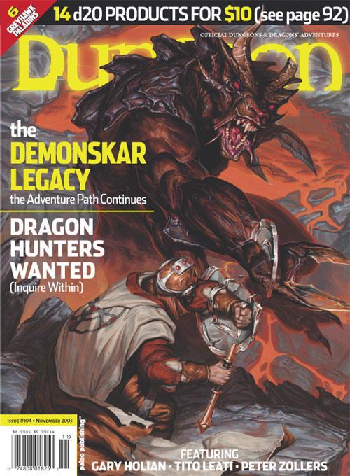 Cover of The Demonskar Legacy