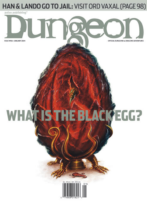 Cover of The Black Egg