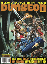 Dungeon 114 Cover