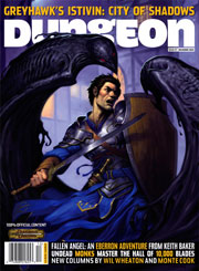 Dungeon 117 Cover