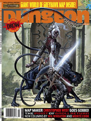 Dungeon 119 Cover
