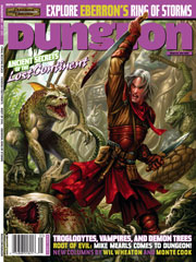 Dungeon 122 Cover