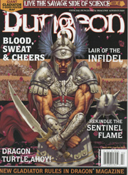Dungeon 96 Cover
