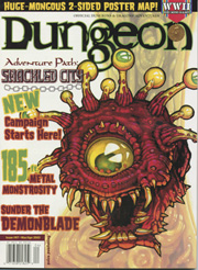 Dungeon 97 Cover