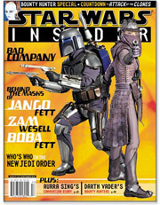 Star Wars Insider 57 Cover