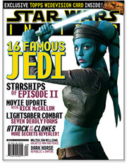 Star Wars Insider 62 Cover
