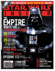 Star Wars Insider 65 Cover