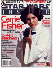 Star Wars Insider 68 Cover