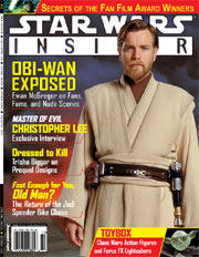 Star Wars Insider #72 Cover