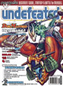 Undefeated #4 Cover