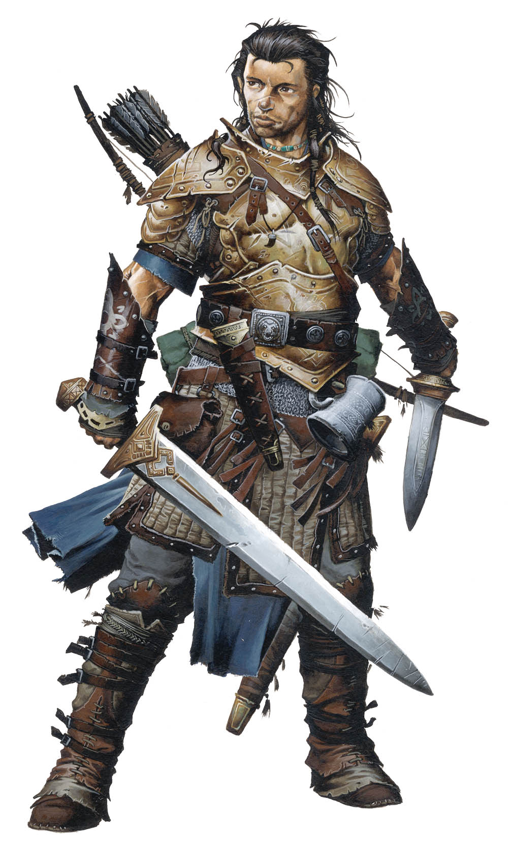 Pathfinder / Shout Out - TV Tropes