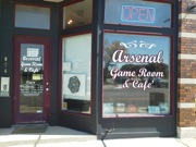 ArsenalGameRoomCafe